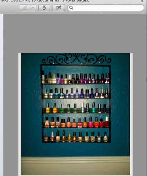 nail accessories black nail holder polish rach polish rack nails nail polish