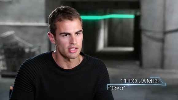 menswear tobias Tris theo james female guys girl divergent sweater divergent knitted sweater knitwear dauntless mens sweater