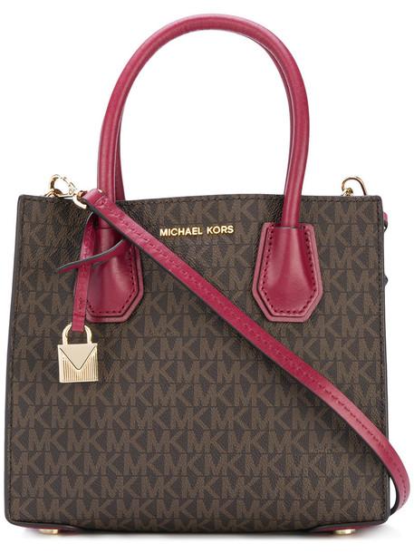 MICHAEL Michael Kors women brown bag