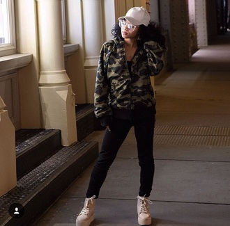 sunglasses glasses clear clear glasses camouflage jacket camo jacket wolftyla clear lens sunglasses