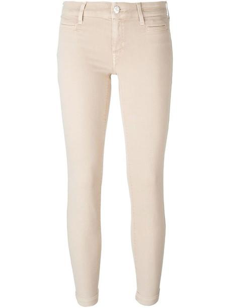 jeans skinny jeans purple pink