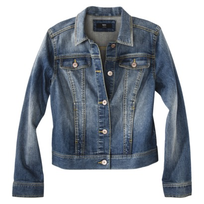 Women's Denim Jacket - Assorted Colors : Target