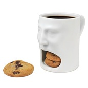 jewels,cool,technology,mug,home accessory,kitchen,biscuit,cookies,oreo,coffee,weheartit,home decor,mornings,white,halloween,gift ideas,halloween accessory,halloween decor,it girl shop,ghost,tumblr,instagram,girly,holiday gift