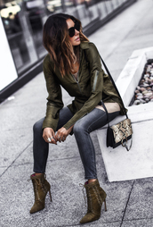 fashionedchic,blogger,top,tank top,jeans,shoes,bag,jewels,sunglasses,ankle boots,shoulder bag,fall outfits