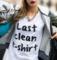 Last clean t