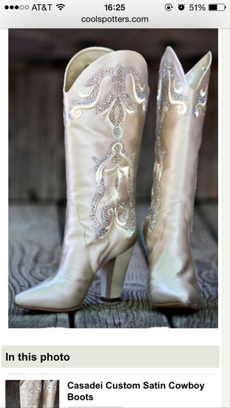Country Wedding Cowgirl Boots - Shop for Country Wedding Cowgirl ...