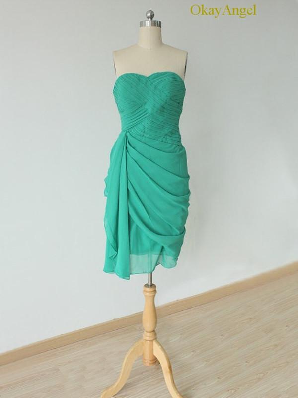 turquoise bridesmaid dress dress