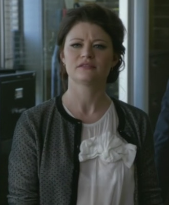 blouse belle once upon a time show emilie de ravin cardigan