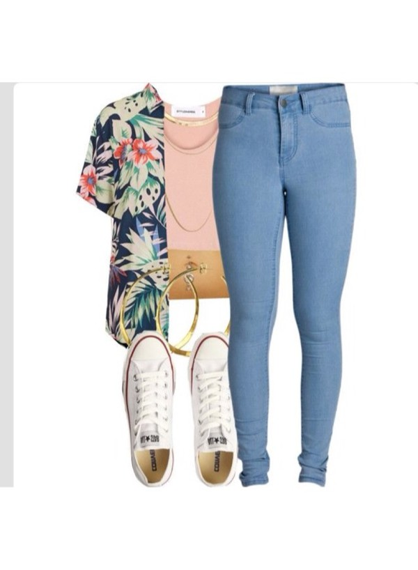 cardigan jeans