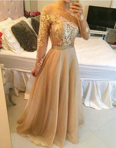 Dream prom dress tumblr color