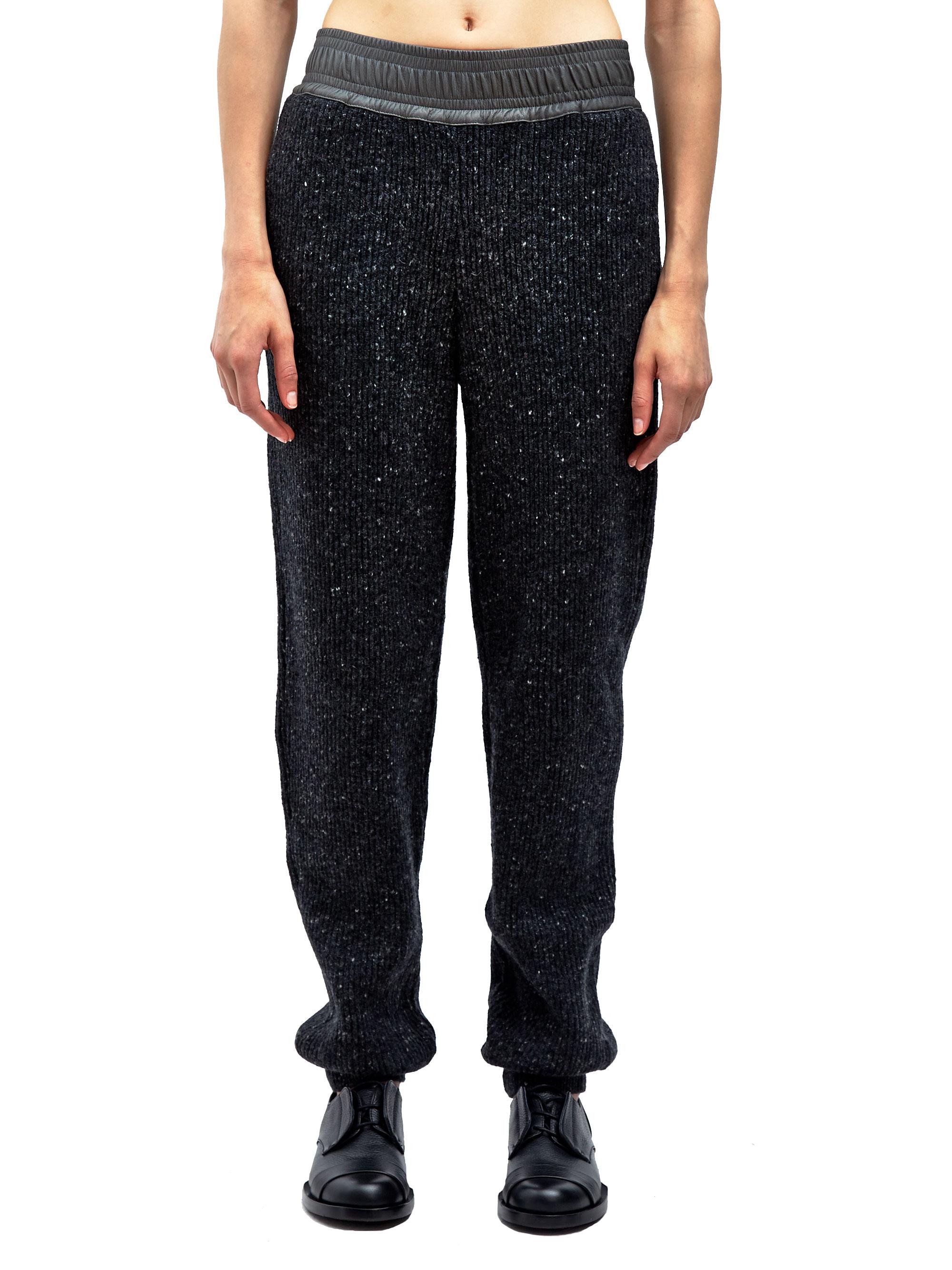 Damir doma womens kaji knitted pants