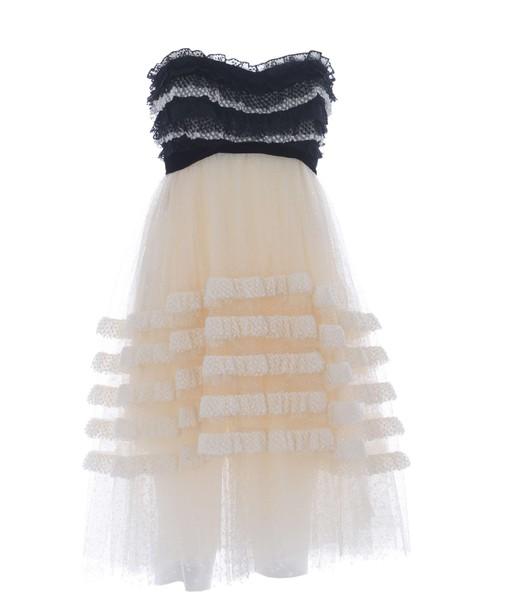 Philosophy di Lorenzo Serafini dress pleated dress pleated