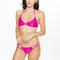 Frankie's bikinis oceanside top - raspberry