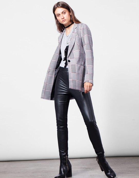 compras a bajo precio barata nueva productos calientes Veste poches liseré structure - BLAZERS - FEMME | Stradivarius France