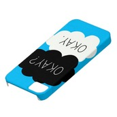 bag,iphone cover,iphone case,the fault in our stars,okay.