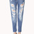 Favorite Ripped Jeans   FOREVER21 - 2000071840
