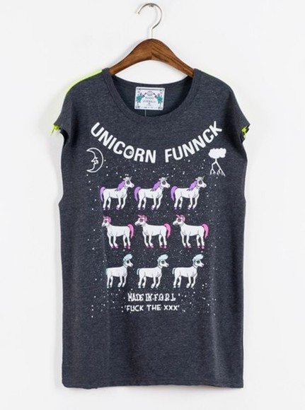 unicorn shirt t-shirt