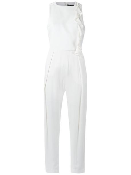 Andrea Marques jumpsuit women cotton