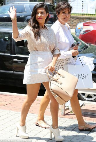 shoes kourtney kardashian