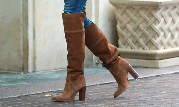 Shoes: michael kors michael kors shoes high heels boots boots