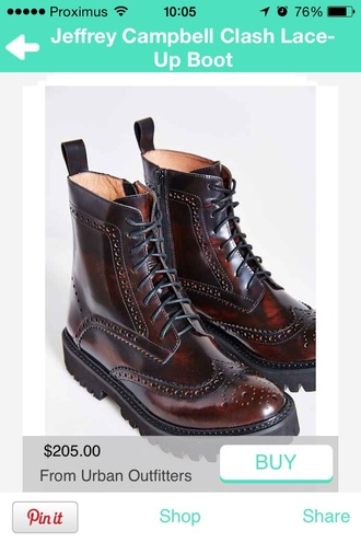shoes dr marten boots old school vintage brown shoes