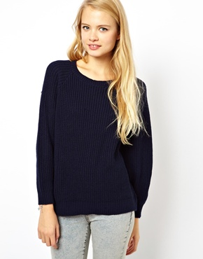 ASOS | ASOS Ribbed Sweater at ASOS