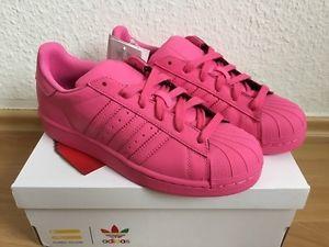 adidas rosados superstar
