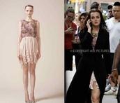 dress,blair,waldorf,pink,blair waldorf,leighton meester,gossip girl,prom dress,clothes,lace dress