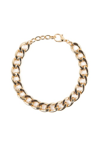 Goldie Link Chain Necklace