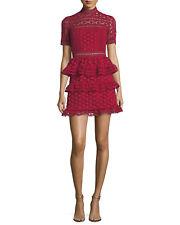 4a3944f3595c Self Portrait Star Lace Panelled Dress | eBay
