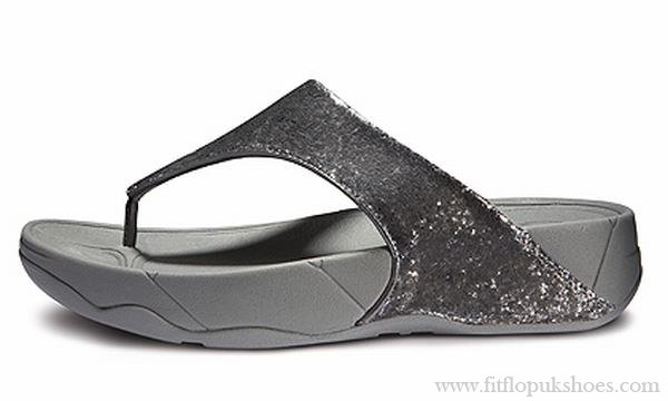 Womens Fitflop Ciela Grey Sandals [FP-215] - $69.00 : FitflopUKShoes.com :: 100% High Quality