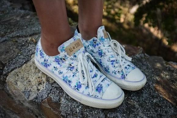 shoes floral liberty converse floral floral converse