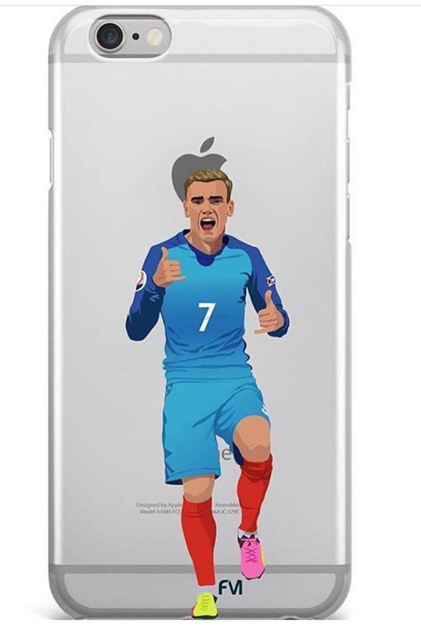 Coque Iphone S Griezmann