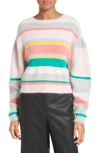 Rebecca Taylor Stripe Sweater | Nordstrom