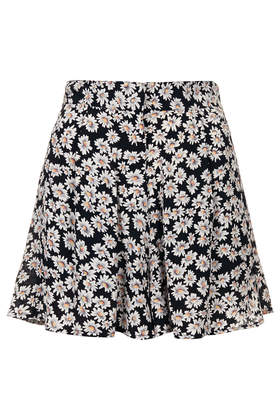 Scatter Daisy Shorts- Topshop