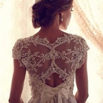 dress deb dress white pretty diamonds sparkle