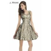 dress,classy,maxiedress,jagged jacquard dress,black dress,colorful