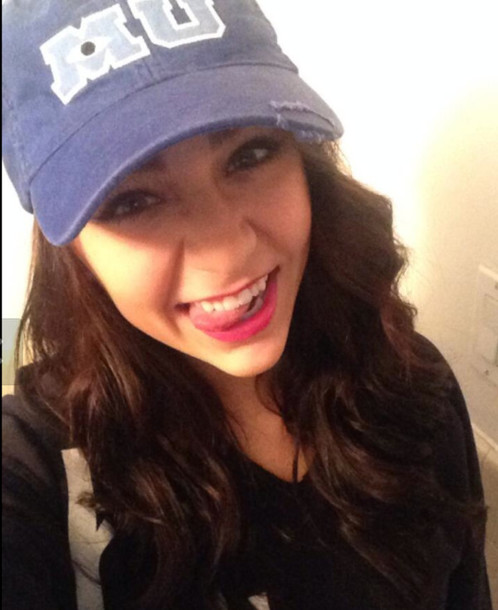 Hat Cap Monsters Inc Monsters University Andrea Russett Wheretoget
