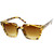 Womens Designer Fashion Horned Rim Indie Sunglasses 8831                           | zeroUV