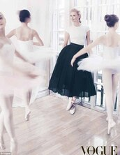 skirt,tulle skirt,black,ballet,clothes