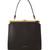 Metropolitan top-handle leather bag