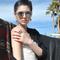 Soraya mirrored sunglasses