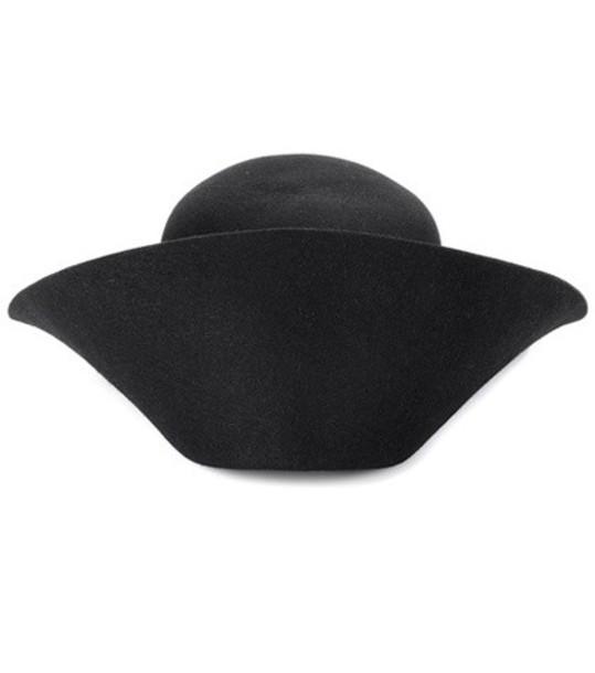 Jacquemus hat felt hat black