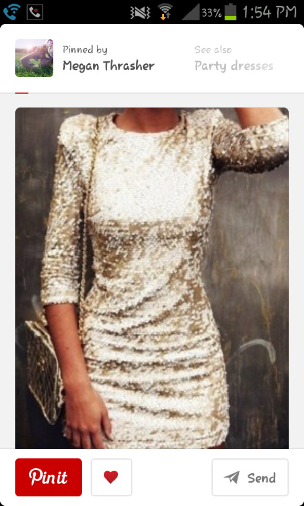 dress silver sequin dress long sleeve dress silver pretty gold dance long sleeves gold short sequins sequin dress gold sequins sequins