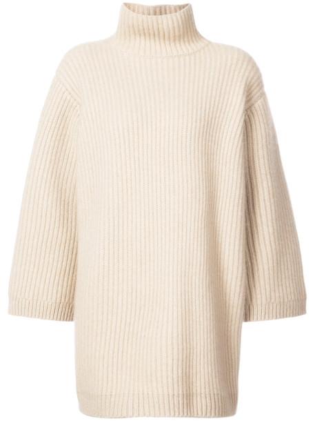 KHAITE sweater women nude