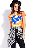 Cool Girl Tight Tee | FOREVER21 - 2000072559