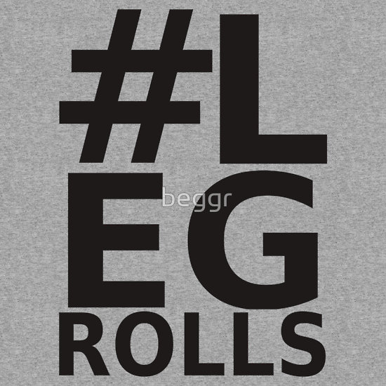 """#legrolls"" Kids Clothes by beggr 