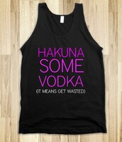 t-shirt,shirt,clothes,hakuna,disney,vodka,drink,tank top,netfix,ocean,salty,care,beach,surf,summer outfits,chill,funny shirt,quote on it,black,non runner,black tank top,funny,textured,shirt with text,running,black and white print top,yolo,hipster,skater,blouse,running shirt,run,turndownforwhat,summer,sportswear,i don't run,top,writing,sleeveless,netflix,lazy day,sleeveless top