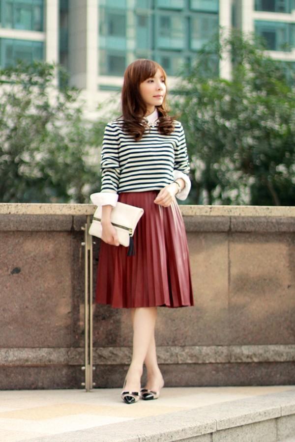 mochaccinoland skirt shirt sweater jewels bag