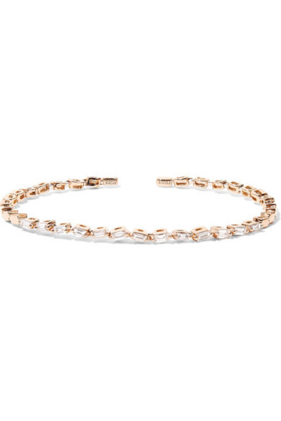 Suzanne Kalan cuff rose gold rose gold jewels